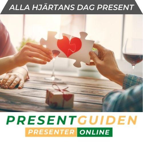 Alla hjärtans dag present - Till pojkvän & flickvän 2022