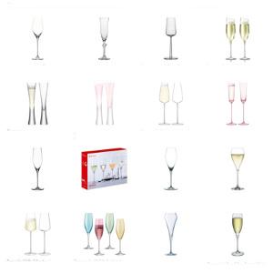 Champagneglas med gravyr - Presenttips champagne