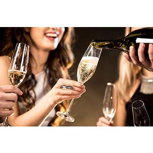 Exklusiv provning av champagne - Lyxiga presenter