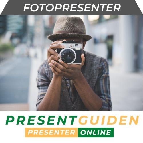 Fotopresent - Personliga fotogåvor