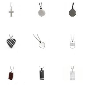 Graverat smycke - Presenttips henne