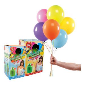 Helium till ballonger - För födelsedagsfesten