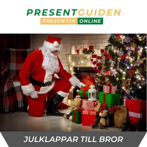 Julklappar & julklappstips bror