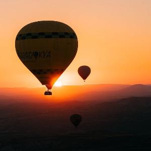 Luftballong - Upplevelse present