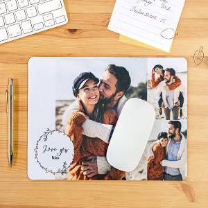 Musmatta med foto - Personliga presenter
