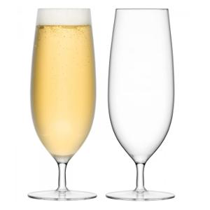 Ölglas med gravyr - Personliga presenter