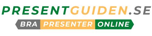 Presentguiden.se – Bra presenter på nätet Logotyp