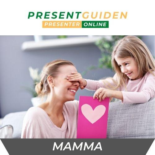 Presenter till mamma