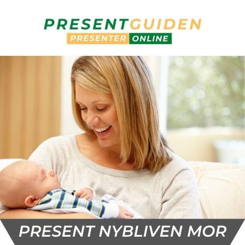 Presenter till nybliven mamma - Presenttips nyblivna föräldrar