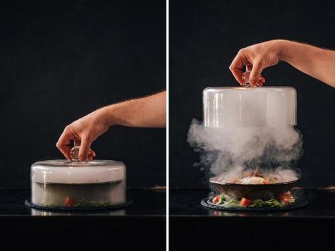 Rökpistol - Annorlunda presenter för matlagning
