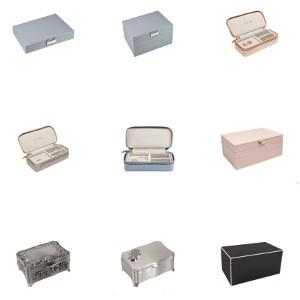 Smyckeskrin med gravyr - Personliga presenter