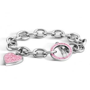 Sparkly Heart armband - Present till flickvän - Alla hjärtans dag presenttips
