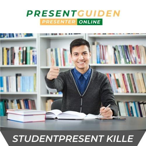 Studentpresent kille 2021