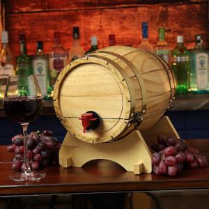 trätunna - Presenttips vin