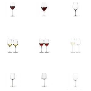 vinglas med gravyr - Personliga presenter