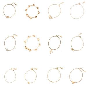 Guldarmband till henne - Smycke presenttips till flickvän, mamma, syster