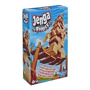 Jenga bridge - Presenttips roliga spel