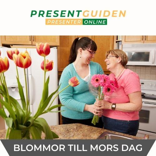 Blombud mors dag - Skicka blommor