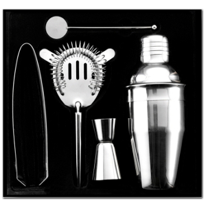 Cocktail shaker set - Presenter till festaren