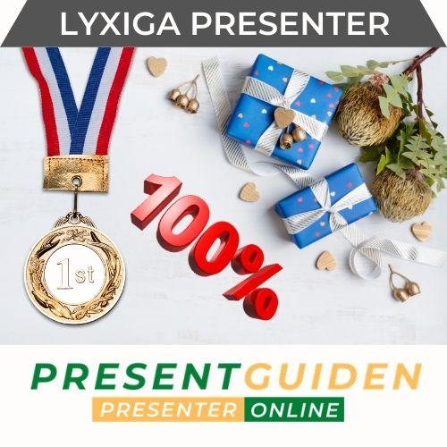 Lyxiga presenter