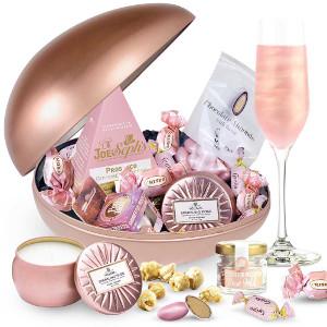 Påskägg pink champagne