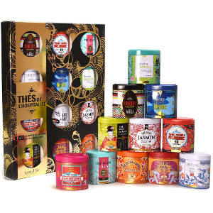 Presentask med te - Presenttips till tefantast