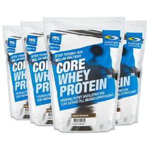 Proteinpulver - träningspresent