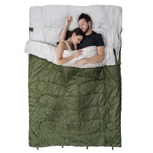 Sovsäck för två - Presenter till campingen