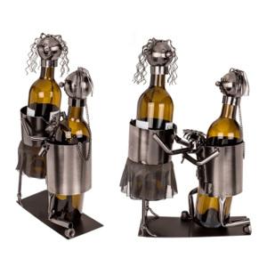 Vinhållare i metall - Vin presenter