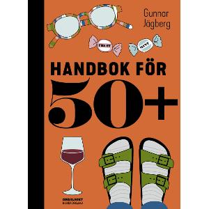 50 års present - Handbok för 50+