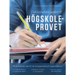 Boken guide till högskoleprovet - Presenttips böcker
