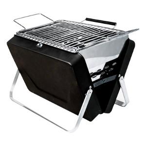 Grill presenter - Liten portfölj som blir en grill
