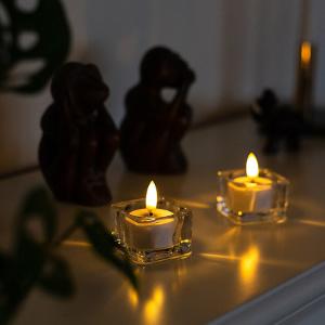 Led värmeljus - Mysiga presenter till bra pris