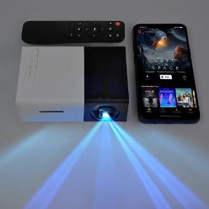 Projektor - Present till mobiltokig