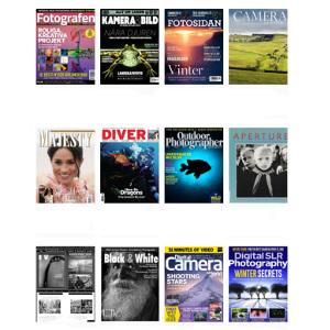 Tidningsprenumerationer - Foto - Presenttips tidningar