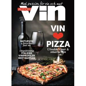 Tidningsprenumerationer - vin
