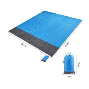 Vattentålig filt - Presenttips för camping