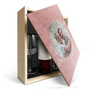 Vinpaket med glas - Presenttips till vinfantaster