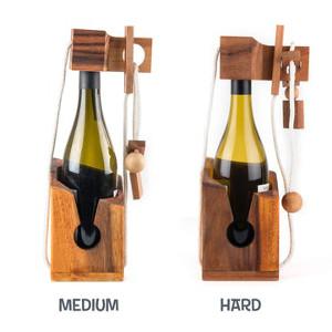 Vinpussel - ge bort vin i present