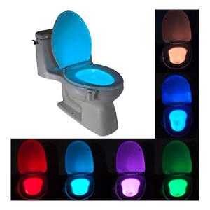 toalettbelysning - roliga presenter till badrummet