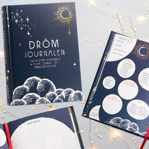 Drömjournalen - Bra bok att ge som present