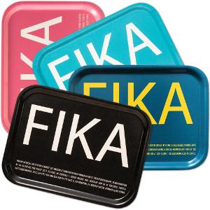 Fika bricka - Present 200 kr