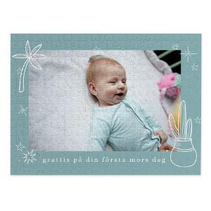 Första mors dag present - Fotopussel
