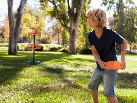 Present discgolf - Presenttips frisbeegolf