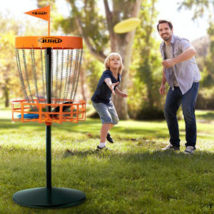 Frisbeegolf - roliga presenter