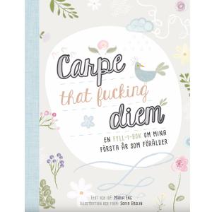 Fyll i bok - Present till nyblivna föräldrar