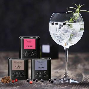 Gin & Tonic present