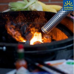 Grill & braständare - Presenttips till grillkungen