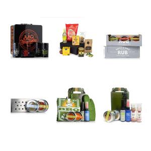 Grill present - Kit med grillprodukter till henne & honom
