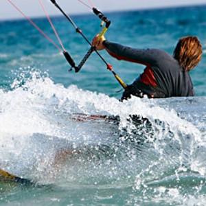 Kitesurfing present - Lyxig sommarpresent till surfare